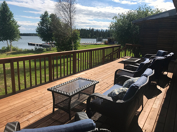 New Deck & Patio Furniture