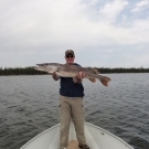 Giant Northern Pike from High Hill