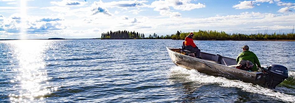 18' Crestliner Kodiak Boats