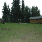 High Hill Lake Outpost Camp