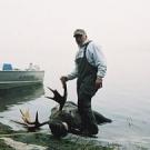 Silsby Lake bull Moose