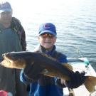 A beautiful Silsby Lake Walleye