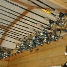 St. Croix rods and Shimano reels free to use while on your trip