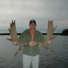 2011 Silsby Lake bull Moose